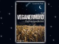 """Buchvorstellung """"Veganermord"""" von Susanne Ptak"""