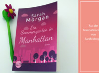 Ein Sommergarten in Manhatten von Sarah Morgan {Rezension}