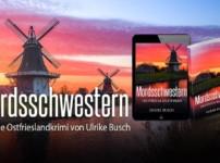 """Buchvorstellung von """"Mordsschwestern"""" von Ulrike Busch"""