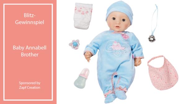 Baby Annabell Gewinnspiel