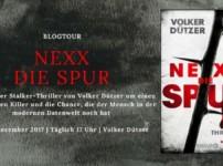 """Blogtour """"Nexx: Die Spur"""" Tag 4- Moderne Datenwelt – Fluch oder Segen?"""