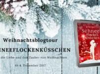 """""""Schneeflockenküsschen"""" verbreitet vorweihnachtliche Stimmung !!"""