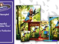 """Das wunderbare Buch """"Die kleine Hexe"""" von Ottfried Preußler wurde neu verfilmt !! & Gewinnspiel"""