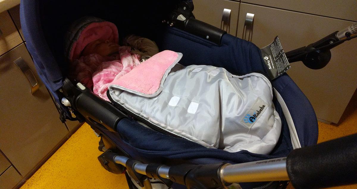Babybetreuung im Familotel Ottonenhof