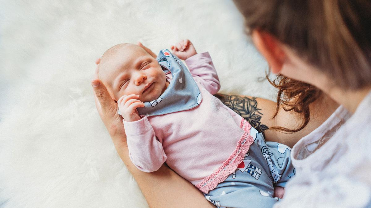 Baby Update: 6 Monate nach der Geburt