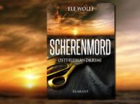 """Buchvorstellung """"Scherenmord"""" von Ele Wolff"""