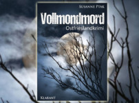 """Buchvorstellung """"Vollmondmord"""" von Susanne Ptak"""