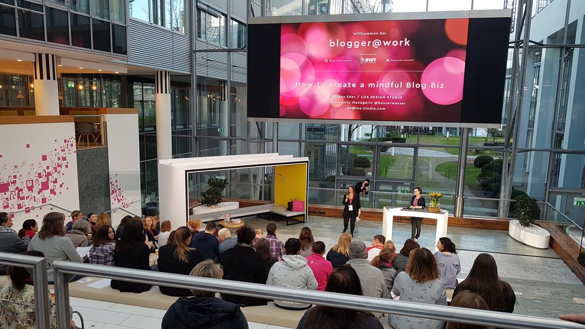 Rückblick zur Blogger at Work in Bonn