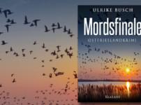 """Buchvorstellung """"Mordsfinale"""" von Ulrike Busch"""