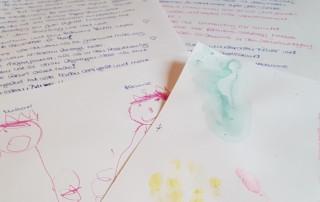 Weltrekordversuch: Längster Brief der Welt für die Hebammen