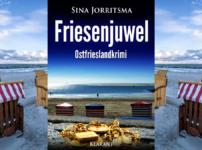 """""""Friesenjuwel"""" ist ein fesselnder Ostfrieslandkrimi, der die Skrupellosigkeit mancher Menschen authentisch aufzeigt !!"""