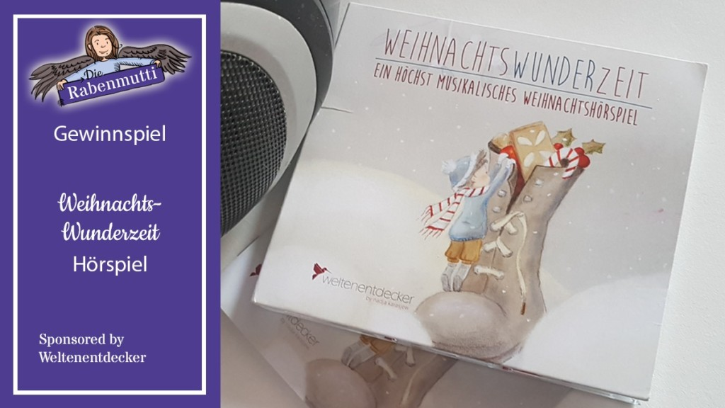 Weihnachtswunderzeit Hörspiel - Gewinn